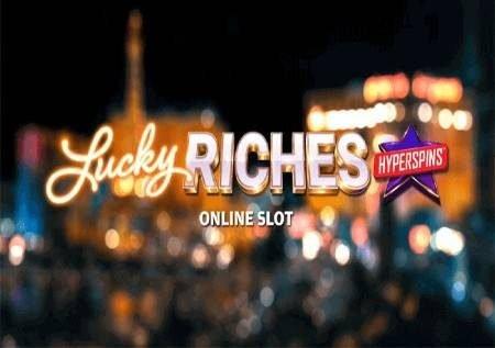 Lucky Riches Hyperspins – sloti iliyojaa bonasi!