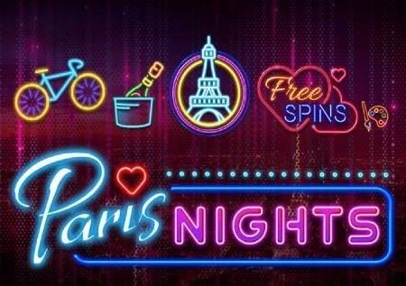 Paris Nights – sloti ya kasino mtandaoni ya bonasi za kipekee!