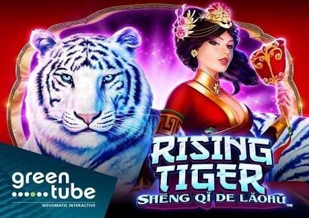 Rising Tiger – sloti yenye gemu ya bonasi na jakpoti!