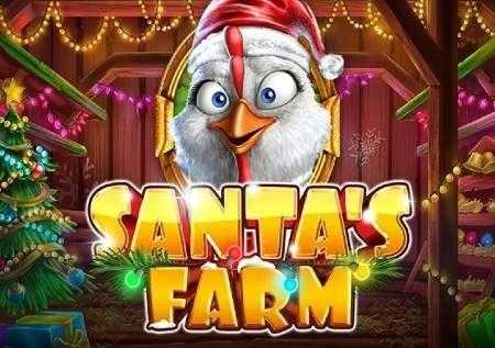 Santas Farm – maajabu ya bonasi ya kasino ya Christmas!