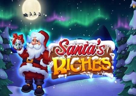 Santas Riches – hazina ya sloti ya Mwaka Mpya!
