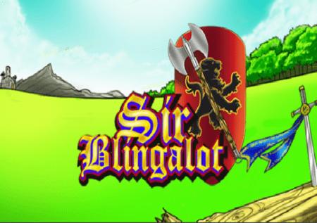 Sir Blingalot – mfalme mzuri na bonasi zake!
