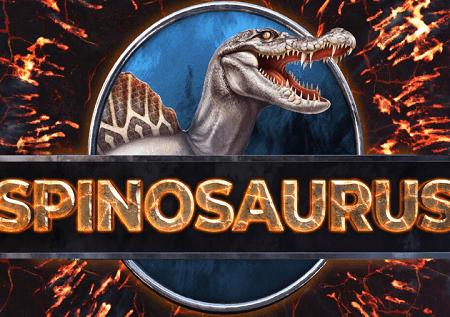 Spinosaurus – bonasi za kasino mtandaoni kutoka enzi za Jurassic!