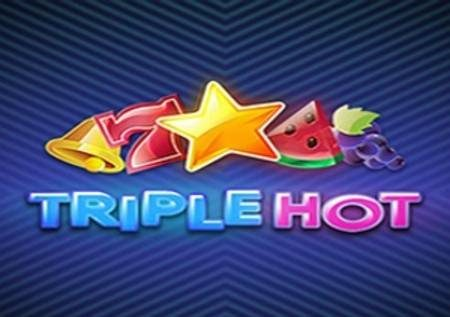 Triple Hot – matunda matamu yanaleta jakpoti 3!