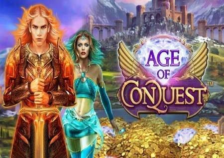 Age of Conquest – safu za sloti ya almasi!