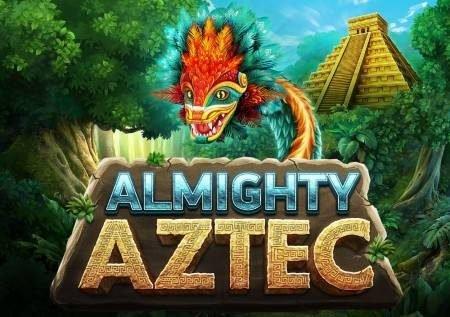 Almighty Aztec – kutana na Waazteki katika gemu mpya ya kasino