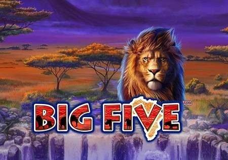 Big Five – bonasi za juu zinakusubiri katika savannah ya kasino!