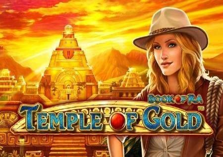 Book of Ra Temple of Gold – furahia vitabu maarufu
