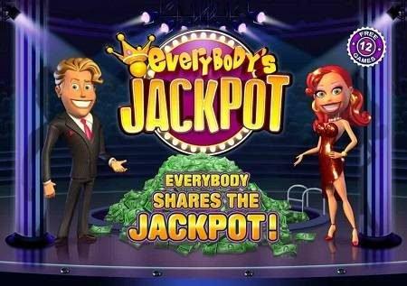 Everybodys Jackpot inaleta bonasi za kasino kwa wateja wote!