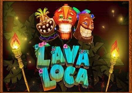 The Lava Loca ni sloti ya video inayokupeleka kwenye ufukwe huko Hawaii!