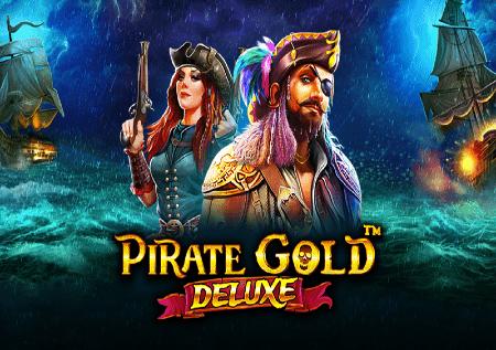 Pirate Gold Deluxe – haramia anakupeleka kwenye jakpoti!