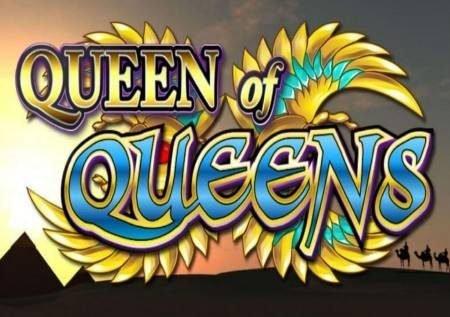 Queen of Queens II – sloti kubwa ikiwa na uhondo wa Cleopatra