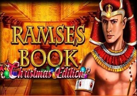 Ramses Book Christmas Edition – sloti ya mtandaoni!