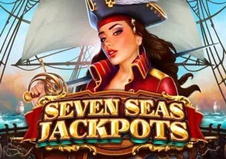 Seven Seas Jackpots – ikiwa na maharamia na jakpoti!
