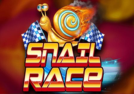 The Snail Race ni sloti inayoleta mbio za kupendeza sana kwenye kizidisho!