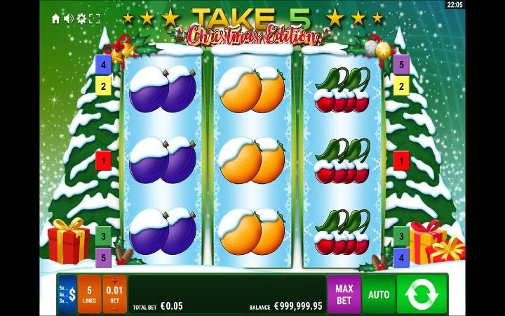 Take 5 Christmas Edition