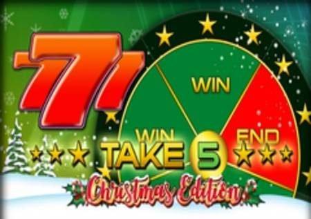 Take 5 Christmas Edition – gemu bomba ya sloti!