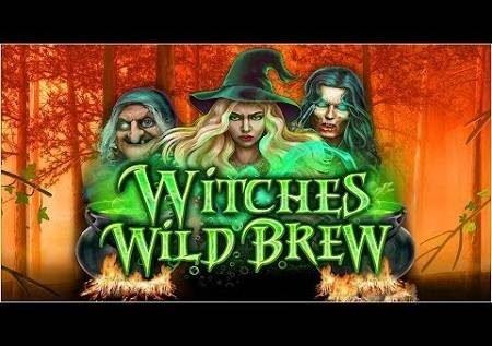 Witches Wild Brew inakuandaa kwa supu ya bonasi ya kasino!