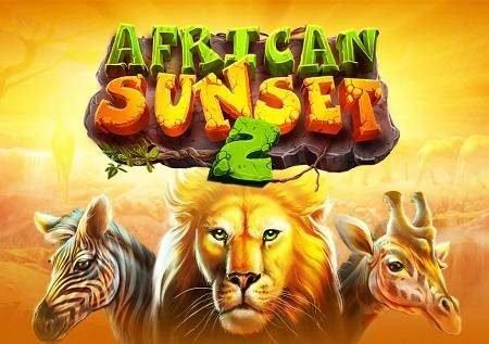 African Sunset 2 inakuongoza kuelekea kwenye savannah ya kasino ya mtandaoni!