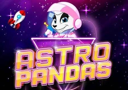 Astro Pandas – sloti ya kasino mtandaoni inayokuongoza kwenda kwenye nyota