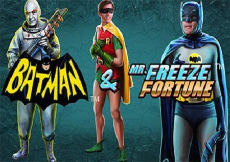 Batman and Mr. Freeze Fortune – bonasi za barafu nzuri!