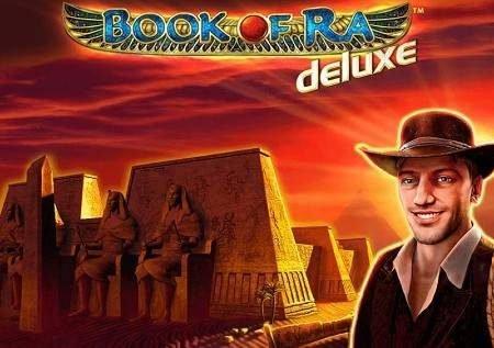 Book of Ra Deluxe – mpangilio wa kasino kutoka kwenye mfululizo wa kitabu