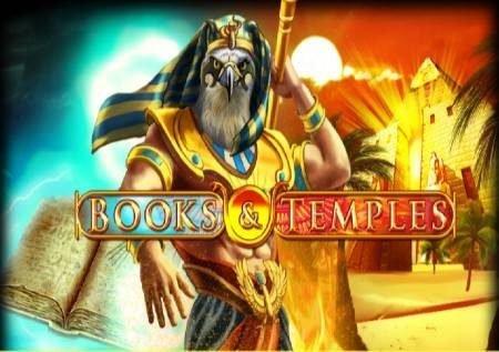 Books and Temples – vitabu vinakuzawadia bonasi!