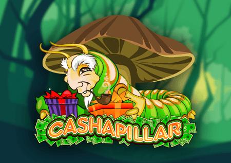 Cashapillar – katapila wanatoa bonasi za kasino mtandaoni!