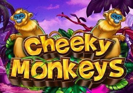 The Cheeky Monkeys ni sloti ya kasino inayokupeleka kwenye maeneo yenye joto!