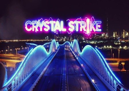 Crystal Strike – fuwele zinaleta uhondo wenye nguvu kubwa