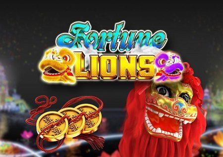 Fortune Lions – sloti ya kupendeza sana ya kasino mtandaoni