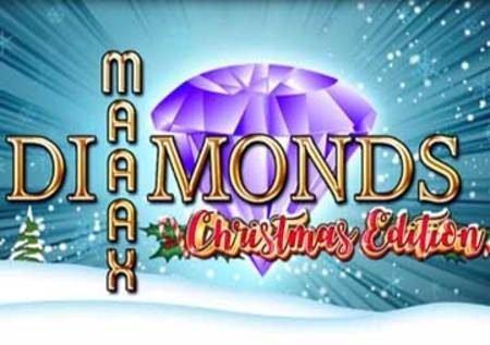 Maaax Diamonds Christmas Edition ni sloti ya kasino