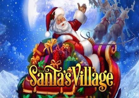 Santas Village – sloti ya zawadi za ajabu na bonasi!