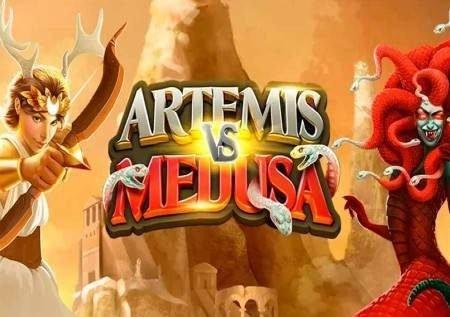 Artemis vs Medusa – sloti yenye bonasi za kipekee sana!