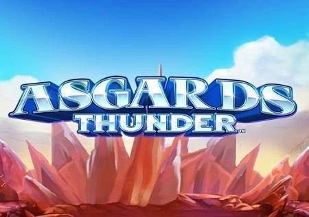 Asgards Thunder inaleta bonasi ya kasino kama radi!