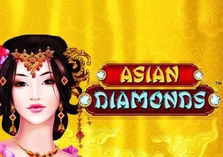 Asian Diamonds – sloti ya video yenye geishas wakarimu!
