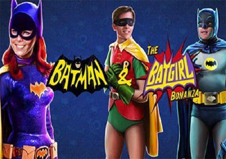 Batman and the Batgirl Bonanza ni sloti ya kasino