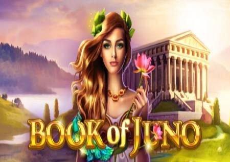 Book of Juno – mungu wa kike wa Kirumi anatoa bonasi kama zawadi!