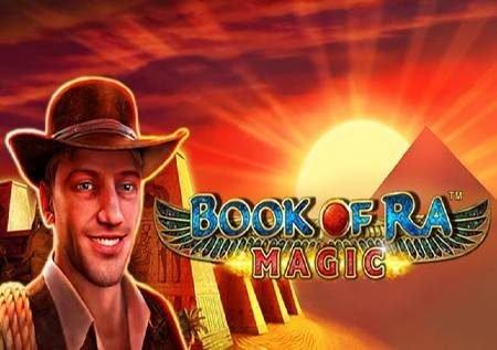 Book of Ra Magic – kitabu cha bonasi za ajabu!