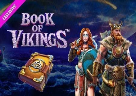 Book of Vikings – uhondo wa kasino ya Nordic