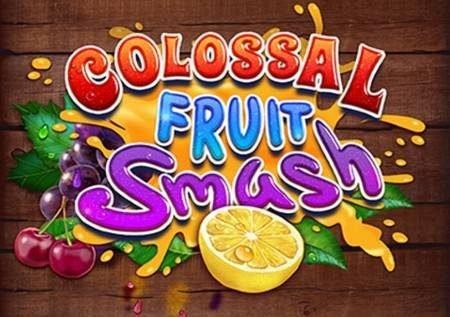 Colossal Fruit Smash – jokeri wakubwa sana kwenye sloti mpya