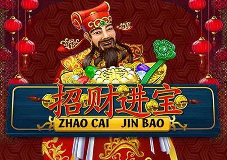 Dragon Zhao Cai Jin Bao Jackpot ni sloti ya kasino