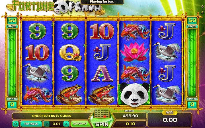 Mpangilio wa Fortune Panda