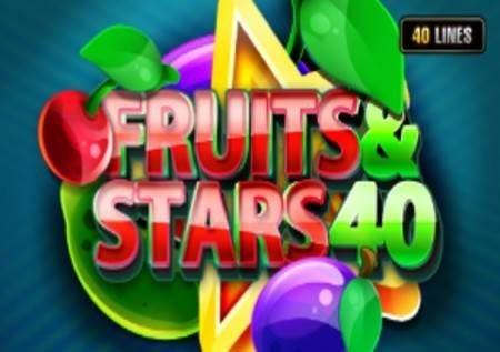 Fruits and Stars 40 – sherehe ya kasino ya Mwaka Mpya