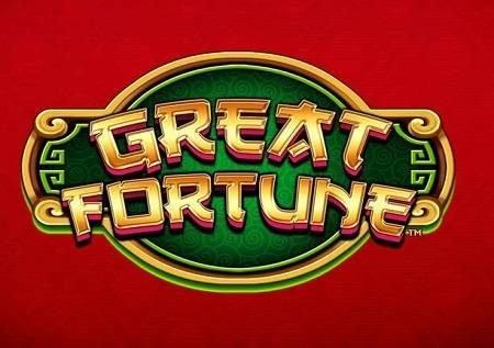 Great Fortune – raha nzuri ikiwa kwenye sloti ya kasino!