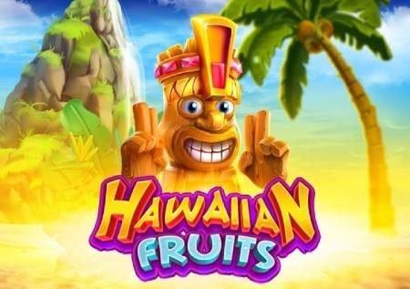 Hawaiian Fruits – sherehe ya sloti ya matunda kwenye ufukwe!
