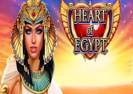 Heart of Egypt – sloti ya kasino yenye bonasi za kipekee!