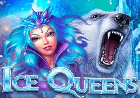Ice Queens – shinda bonasi za sloti kubwa ya kasino!