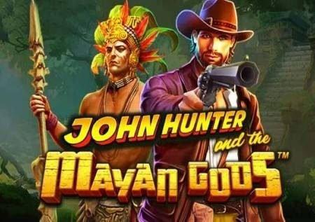 Sloti ya uchunguzi ya John Hunter and the Mayan Gods