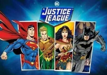 Justice League Comic – shinda jakpoti inayoendelea!